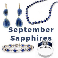 Sensational September Sapphires
