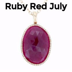 Ruby Red July
