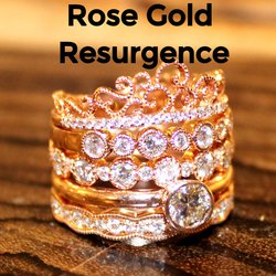 Rose Gold Resurgence
