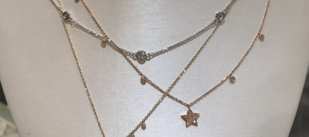 Layering Necklaces 101