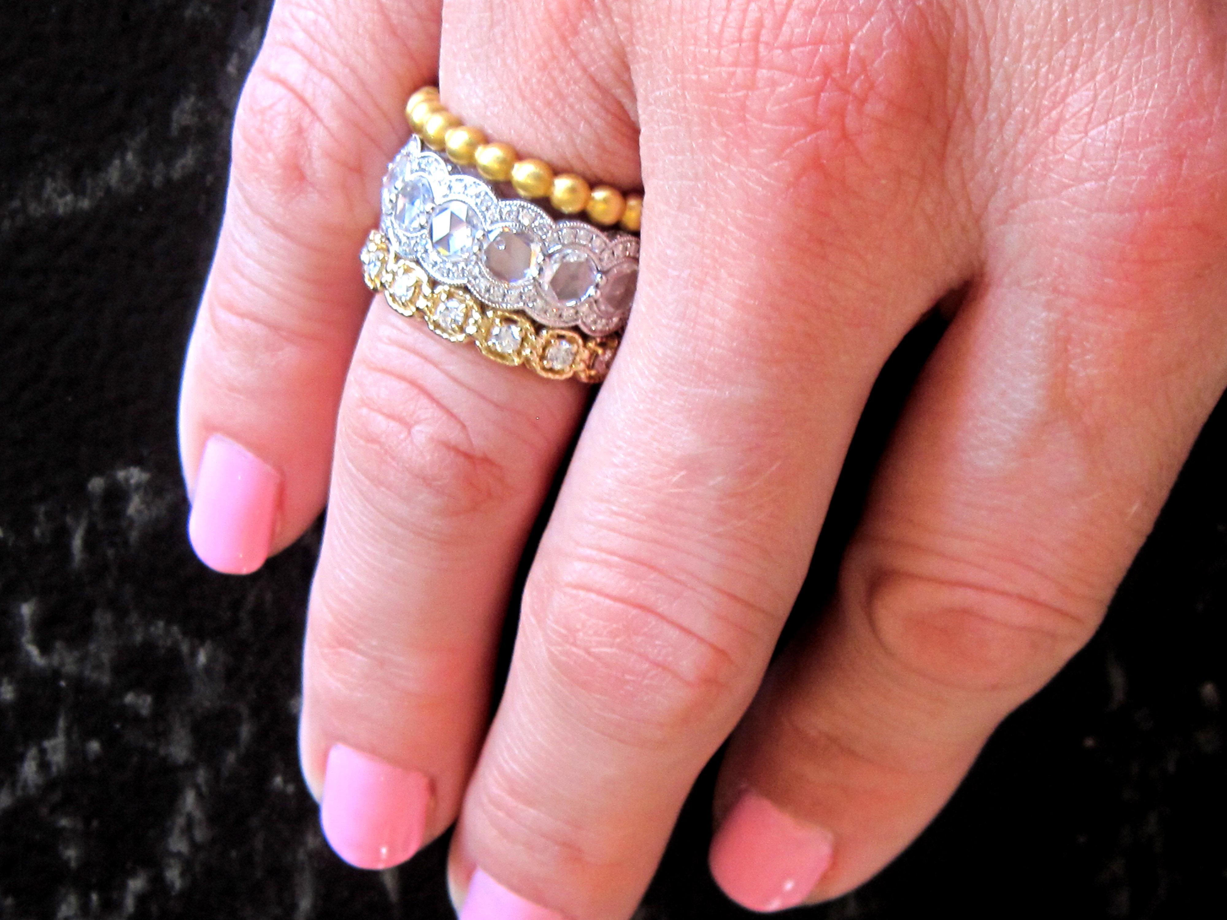 Beautiful Create Your Own Wedding Ring | Wedding