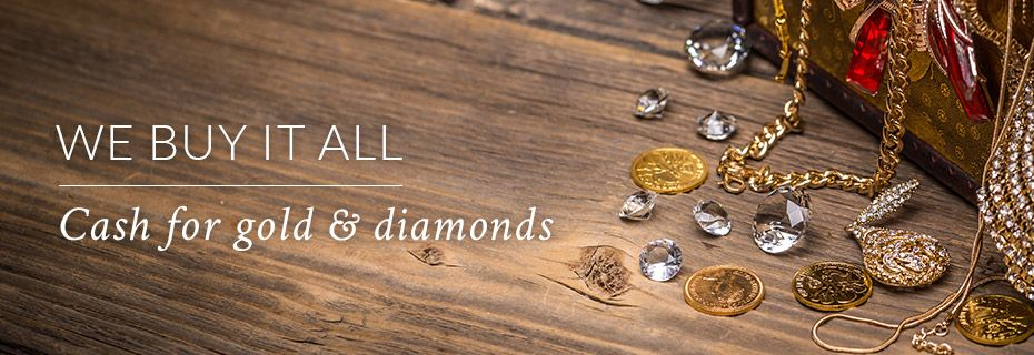 Gold and diamond buyers in Chesterfield, Missouri.