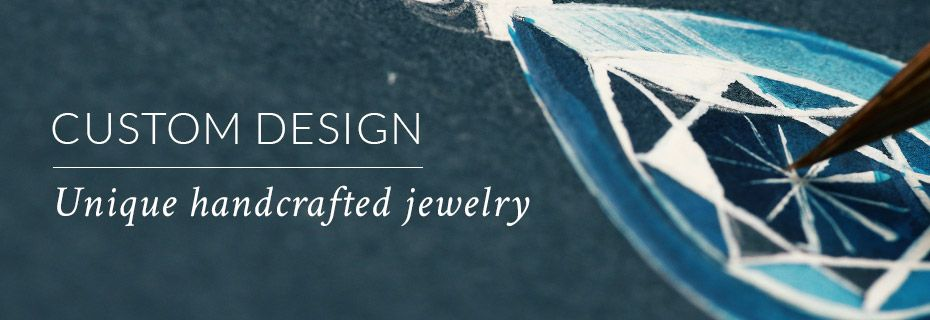 Custom jewelry designs in Chesterfield, Missouri